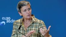Tougher new rules for tech giants, more power to enforcers-EU's Vestager