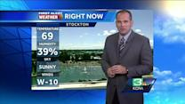 Dirk's Noon Forecast 9.25.13