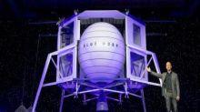 Jeff Bezos offers NASA $2 billion discount to secure Artemis moon lander contract