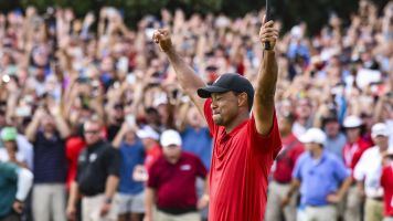 Ratings for Tiger's long-awaited win were huge