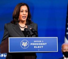Kamala Harris to Resign Senate Seat on Monday Ahead of Inauguration