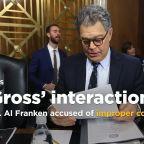 2nd woman accuses Sen. Al Franken of improper conduct