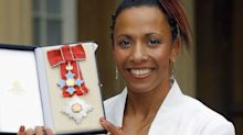 Dame Kelly Holmes reveals she self-harmed at the height of her career