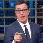 Stephen Colbert Has Some Incredibly Blunt Advice For Michael Cohen's First Day In Prison