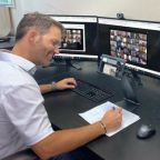 California Dad's Remote Learning Invention, TutorCam, Creates a Sensation