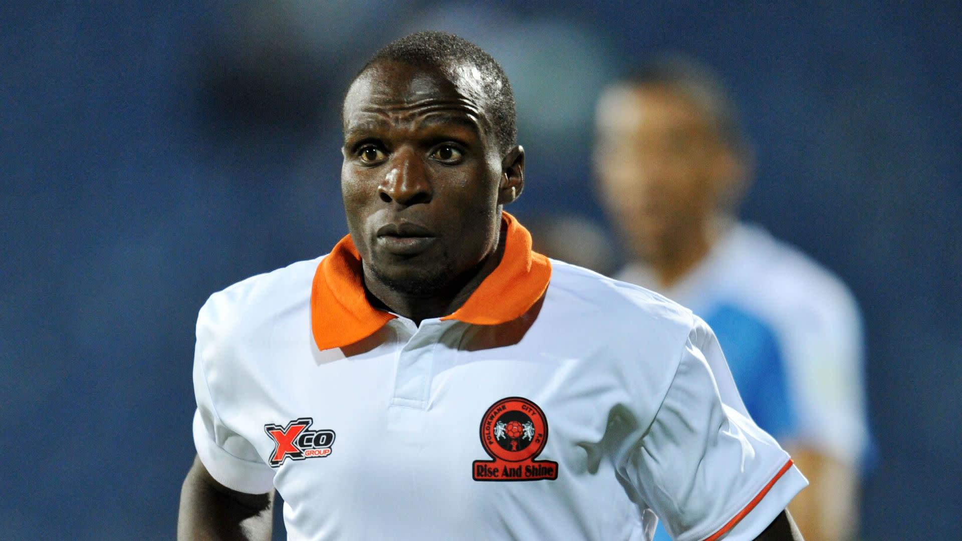 SA PSL Player Of The Week Bernard Parker