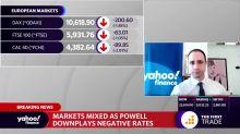 UK economy saw worst slump since 2008