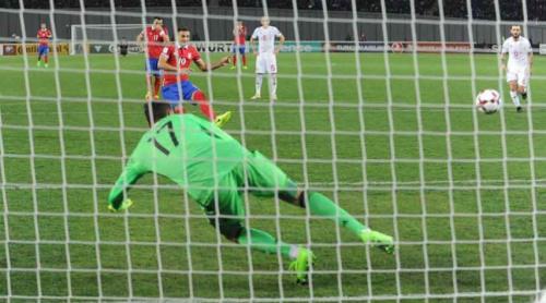 Sérvia bate a Geórgia e assume a ponta do Grupo D; Turquia vence