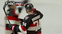 Mark Borowiecki scores first NHL goal