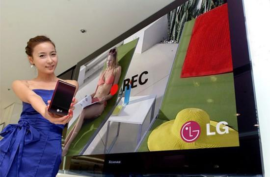 LG's 50PS70 and 60PS70 plasmas get 160GB Time Machine functionality