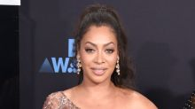 La La Anthony Celebrates Birthday at BET Awards With Son as Estranged Hubby Carmelo Anthony Pines Over Her on Social Media