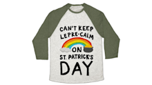 Better than a pot of gold: The funniest St. Patrick's Day tees, mugs and more