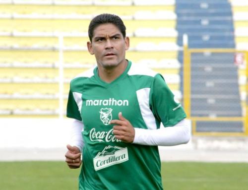 Zenteno lucha contra el tiempo para jugar frente a Brasil