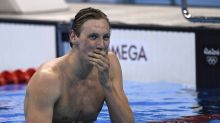 Mack Horton on way back to swimming pool after cancer scare