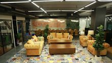 Design Trends - Featuring Innov8's Stunning Co-Working Space In Gurugram.