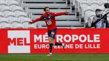 Lille win again to move clear at top of Ligue 1