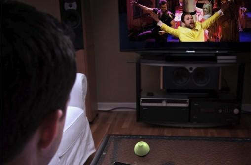 Peel turns your iPhone into a universal remote -- using a wireless external IR blaster