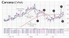 Carvana Stock Stalls: Taking A Small Loss Made Sense