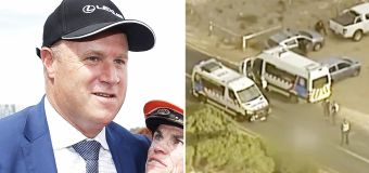 Cup-winning trainer charged over fatal crash