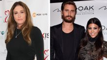 Caitlyn Jenner hints that she wants Kourtney Kardashian and Scott Disick to get back together