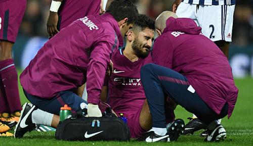 League Cup: Gündogan bei City-Sieg verletzt ausgewechselt