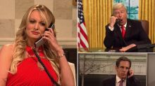 Stormy Daniels went on 'SNL' to dump on Trump. It wasn't funny.