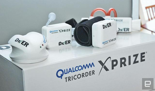 XPrize winner says its Tricorder is better than 'Star Trek'