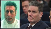 Keir Starmer under fire over why 'black cab rapist' John Worboys was not charged with dozens more sex crimes