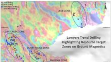 Benchmark Defines Six Discrete Zones with Potential for Mineral Resources with High Grade and Bulk Tonnage Intercepts