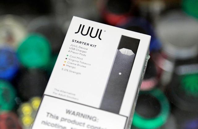 Marlboro owner invests $12.8 billion in e-cigarette maker Juul