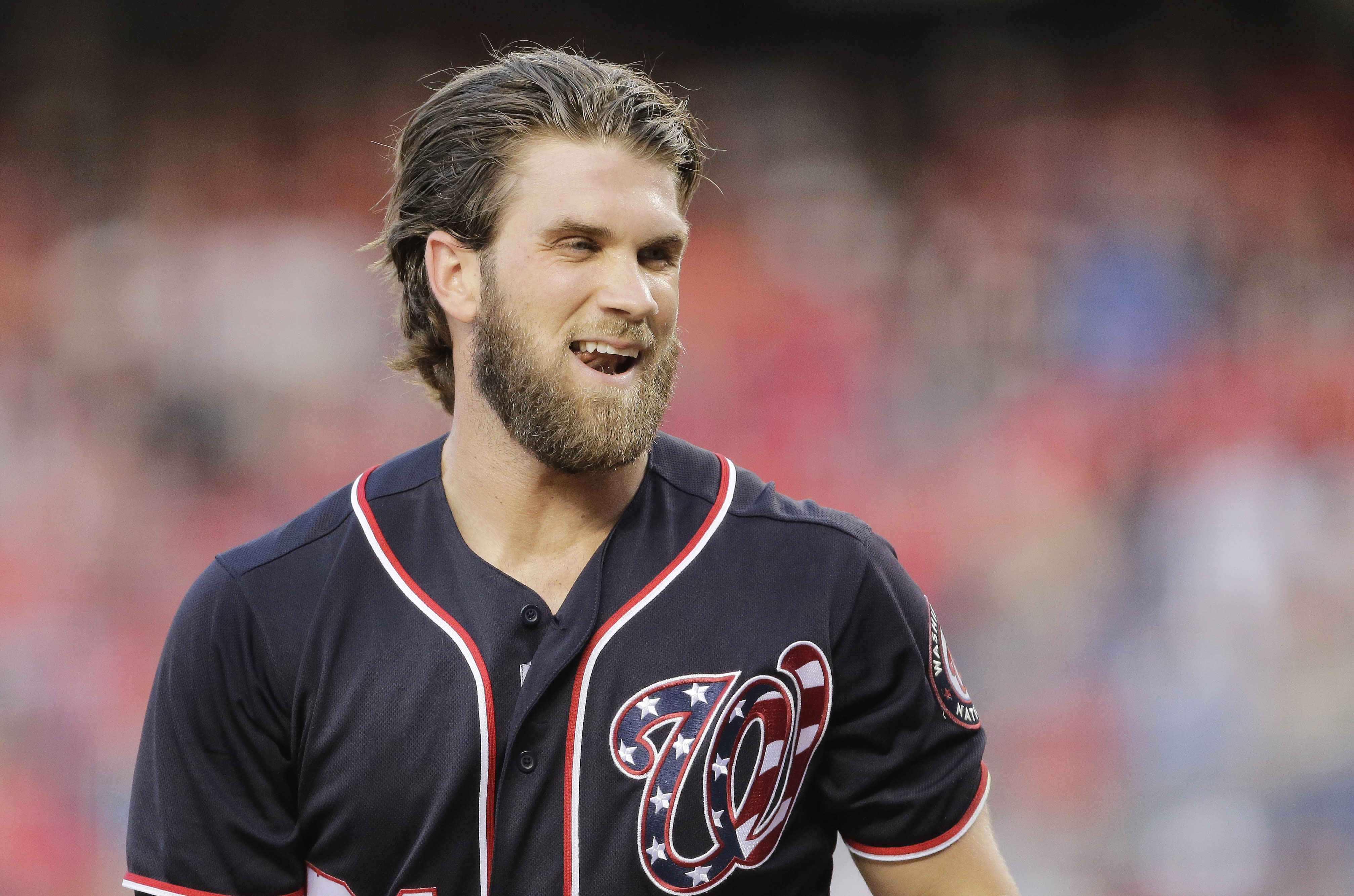 Bryce Harper The Favorite To Win Home Run Derby
