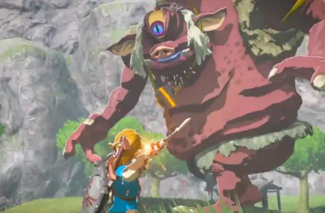 Labo VR modes come to 'Super Mario Odyssey' and 'Breath of the Wild'
