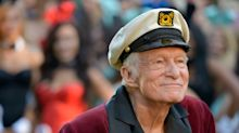 Playboy mogul Hugh Hefner laid to rest wearing his pyjamas in 'intimate' funeral