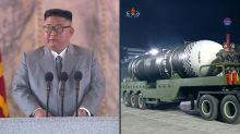 Parada militar norte-coreana