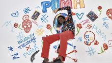 Puma x Bradley Theodore's new colourful collection is a visual feast for the eyes