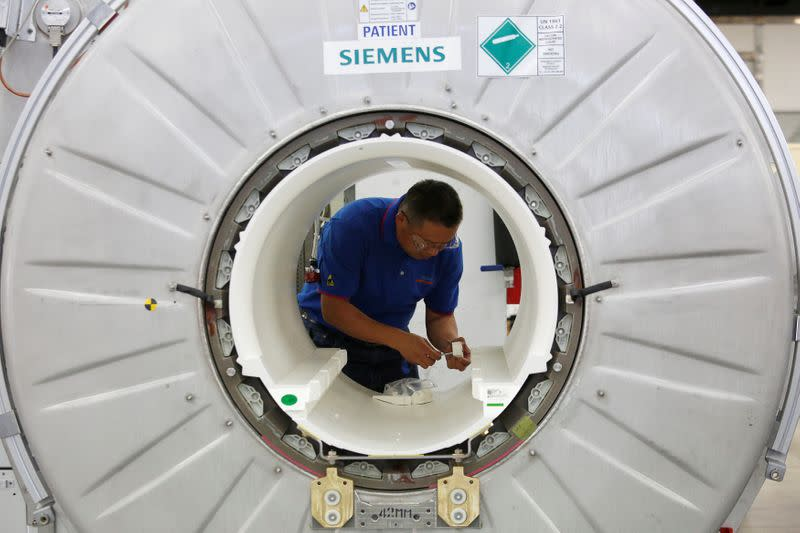 Siemens Healthineers expands into cancer care with $16.4 billion deal for Varian