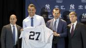 Cashman is trying to sell the Yanks as underdogs