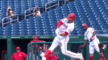Juan Soto's solo home run