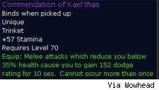 Forum post of the day: I need that for my PvP set