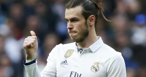 Foot - ESP - Real - Real Madrid : Gareth Bale de retour à l'entraînement collectif avant le Clasico