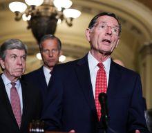 No. 3 Senate Republican John Barrasso vows to make Biden a 'one-half-term president'