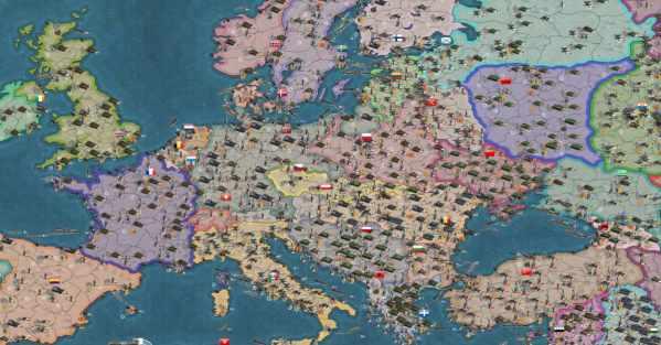 World War 2 Strategy Game