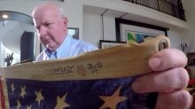 Vietnam veteran allowed to fly flag after 20-year legal battle: 'The flag was with me through it all'