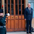 Buckingham Palace Gives An Update On Prince Philip's Condition