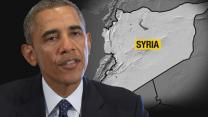 Obama's Hard Sell on Syria Continues