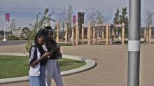 Olympic Park offers option to text post boxes and lamp posts
