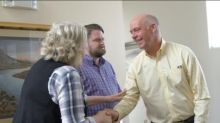 In testing Montana vote for Trump, Republican caught up in brawl