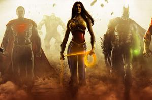 Injustice, Secret Ponchos join PS4 Instant Game Collection in December