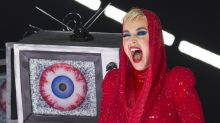 On anniversary of Trump's election, Katy Perry offers poptimism, not politics, at L.A. show