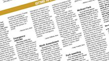 Letters to the editor: Murgoitio Park, border help, critical race theory, dam proposal